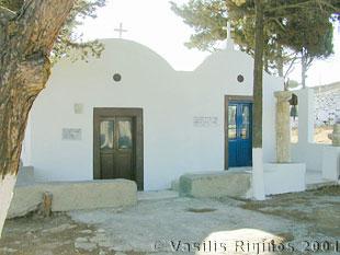 Chapels in Agathonisi