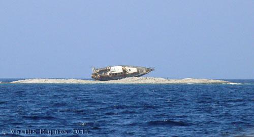 Shipwrecked S/Y